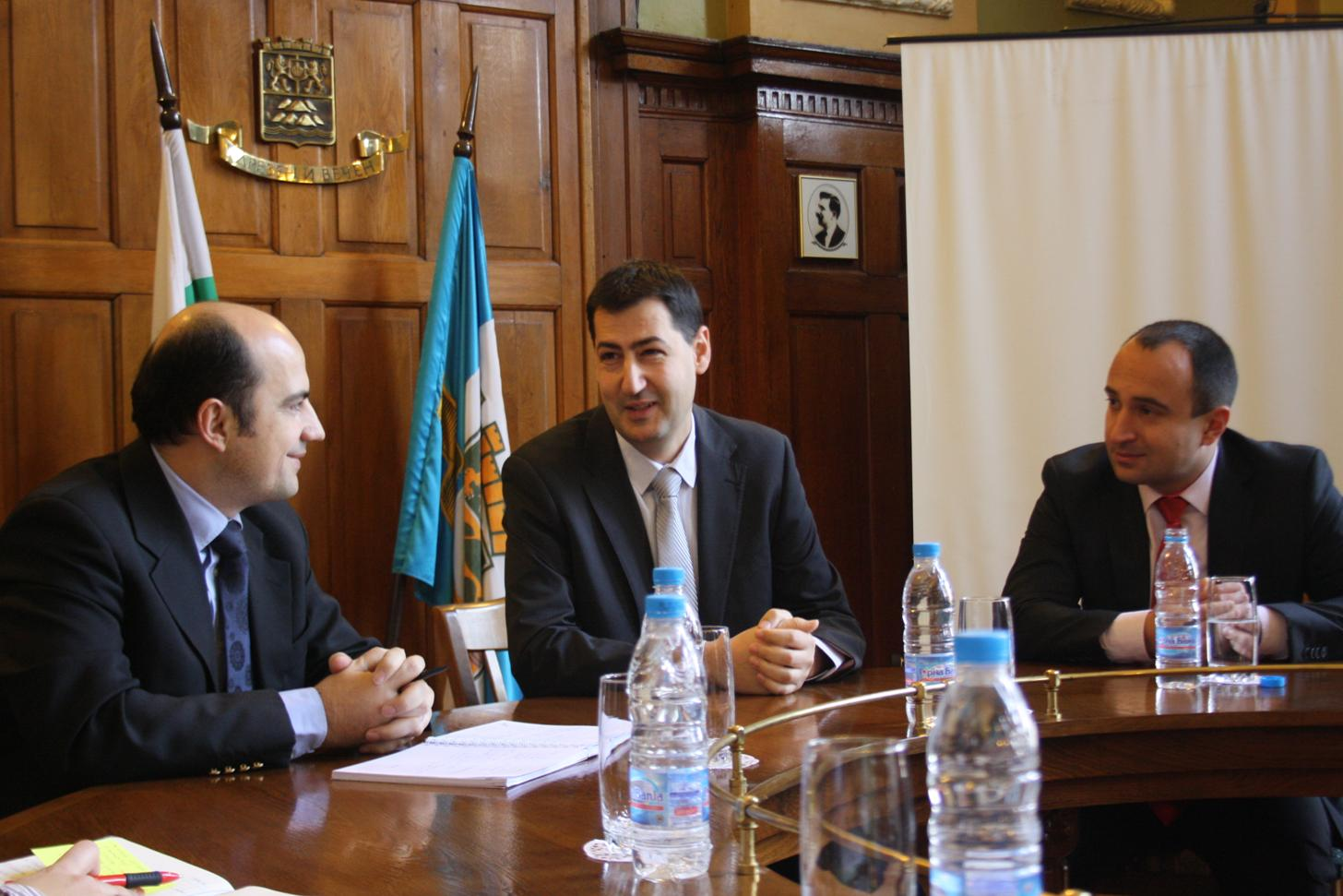 NALAS and its partners started the preparations for NEXPO 2015 in Plovdiv, Bulgaria