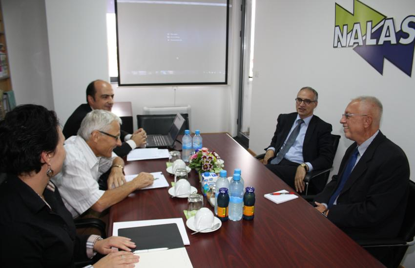 NALAS and RCC met to discuss the Strategy for Growth of South East Europe