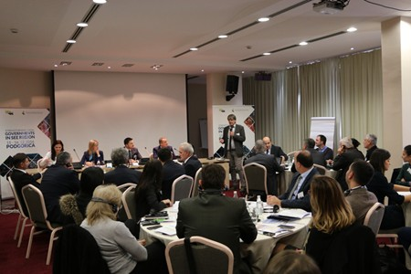 A visioning conference discusses the perspectives of South-East Europe local governments