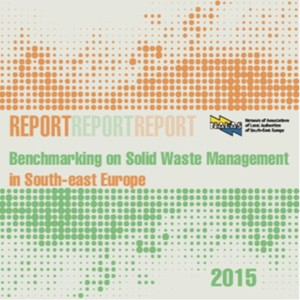 Report: Benchmarking on Solid Waste Management in South-East Europe 2015
